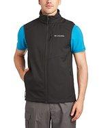 Columbia Herren Cascade Ridge Vest Fleece, Black, L, XM1383