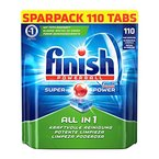 Finish All in 1 Sparpack Regular, 1er Pack (1 x 110 Tabs)