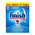 Finish Classic XXL Pack, 1er Pack (1 x 77 Tabs)