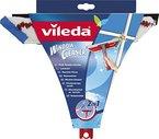 Vileda Profi Fensterwischer Handgerät für einen streifenfreien Durchblick