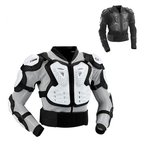 FOX Titan Sport Protektorenjacke, Farbe schwarz, Größe 2XL