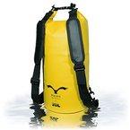 HAWK Outdoors Dry Bag - wasserdichter Packsack mit gepolsterten Schulter-Gurten - 20L - Stausack Seesack Beutel Dry Bag - Wasserfester Rucksack - Kanu-Fahren, Rafting, Angeln, Segeln, Kajak-Fahren, Snowboarden