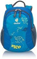 Deuter Kinder Rucksack Pico, turquoise, 28 x 19 x 12 cm, 5 Liter, 3604330060