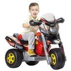 Feber 800008540 - Dreirad Red Racer 6 V