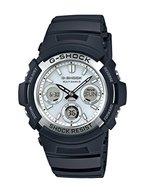 Casio Herren-Armbanduhr G-Shock Analog - Digital Quarz Resin AWG-M100S-7AER