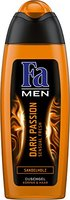 Fa Duschgel Men Dark Passion Sensual Fresh, 6er Pack (6 x 250 ml)