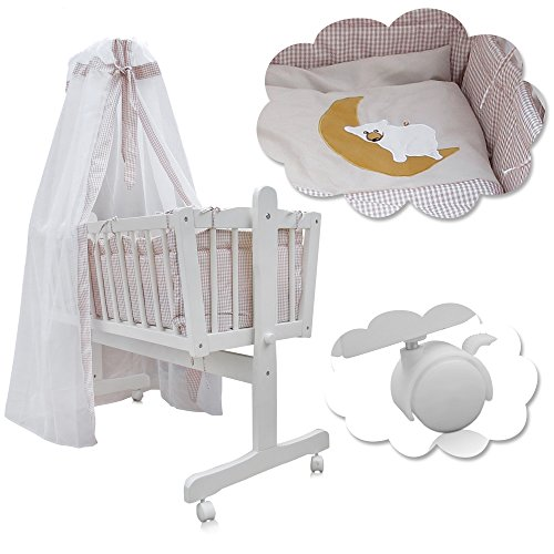 babywiege vergleich 2018. Black Bedroom Furniture Sets. Home Design Ideas