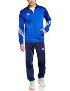 adidas Herren Trainingsanzug Sereno 14 PES, bold blau/dunkel blau/weiß, L, F49711