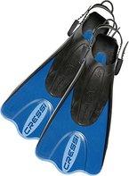 cressi Flossen palau saf, blau hellblau, M/L-41/44, CA132041
