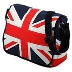 Union Jack England Flagge Umhänge-Schultertaschen Baumwolle