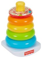 Fisher-Price 71050 - Farbring Pyramide