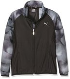 PUMA Kinder Windbreaker Active Dry Training G, Black-AOP, 164, 838891 01