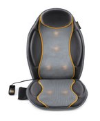 Medisana MC 810 Vibrations-Massagesitzauflage 88937, grau/gelb