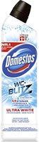 Domestos WC-Blitz Reiniger Ultra White, 4er Pack (4 x 750ml)
