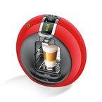 DeLonghi EDG 605.R Nescafé Dolce Gusto Circolo Kaffeekapselmaschine (1500 Watt, automatisch) rot