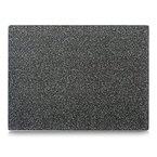 """Zeller 26254 Glasschneideplatte """"Granit"""", anthrazit"""