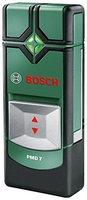 Bosch DIY Digitales Ortungsgerät PMD 7, 3x AAA Batterien (max. Messtiefe 70 mm Stahl, 60 mm Kupfer, 50 mm Stromleitung)