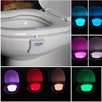 Tonsee Körper Sensing automatische LED Motion Sensor Lampe WC Schüssel Bad Nachtlicht