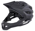 Alpina Radhelm King Carapax, Black, 53-57, 9698130