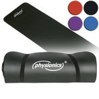 Physionics Fitnessmatte 1.5 Schwarz 180x60, FNMT01-1.5