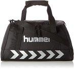 Hummel Authentic Sports Bag Sporttasche, Größe:L, 66x37x32cm, 59 Liter, schwarz (Black/Silver)