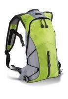 Kimood Hydra Backpack Rucksack Laufrucksack Fahrradrucksack Sportrucksack KM111 lime green / grey