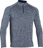 Under Armour Herren Fitness Sweatshirt Ua Tech 1/4 Zip, Blau (Academy), M, 1242220