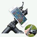Univesal Fahrrad Handyhalterung Fahrrad Smartphone Handyhalter Fahrrad Verstellbar