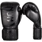 Venum Erwachsene Boxhandschuhe Challenger 2.0, Schwarz/Matt, 14 oz, 2049-114
