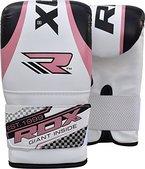 RDX Damen Boxhandschuhe Frauen Training Sparring Boxsack Mitts Kickbox Handschuhe Muay thai Sandsackhandschuhe