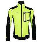 Lixada MTB Mountainbike Jacket Winter Trikot Radfahren Fahrradkleidung Winddicht Jersey, Grün, L