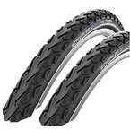 "Schwalbe Land Cruiser 26"" x 2.0 Mountain Bike Tyres (Pair)"