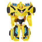 Transformers Robots in Disguise Combiner Force 3-Step Changer Bumblebee Figure (Hasbro C0641ES0)