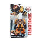 Hasbro Transformers B0912ES1 - Robots in Disguise Warriors Autobot Drift, Actionfigur