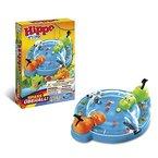 Hasbro Spiele B1001100 - Hippo Flipp Kompakt, Reisespiel