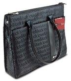 """Damen Business-Tasche für Laptops bis 15"""" - Anti-Shock Umhängetasche / Laptop-Tasche für Büro und Uni - Orig. Damen-Handtaschen & Schulter-Taschen von My1st"""