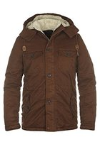 BLEND Kenneth 20700463ME Parka, Größe:M;Farbe:Coffee Brown (75103)