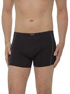 Herren Retro-Pants aus Microfaser, 4 Stück - Frank Fields, Farbe:blau;Größe:7