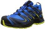 Salomon Herren XA Pro 3D Gtx Traillaufschuhe, Blau (Bright Blue/Slateblue/Corona Yellow), 40 EU