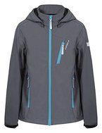 ICEPEAK Kinder Softshell Jacket Tuukka JR, Smoke, 140, 551850682QS