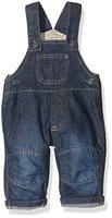 Twins Unisex Baby Latzhosen, Blau (Denim Blue 5001), 62