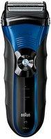 Braun Series 3 Elektrischer Rasierer 340s-4, blau