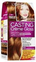 L'Oréal Paris 51305 Casting Creme Gloss Pflege-Haarfarbe, 734 blütenhonig