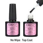 Elite99 Nagellack Top Coat Überlack UV Nagellack Led nagellack Reiniger nicht erforderlich(1xStück)