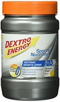 Dextro Energy Sports Nutrition Isotonic Sports Drink Orange Fresh Flavour, 1er Pack (1 x 440 g)