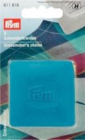 Prym 2-teilige Schneider-Kreide, Platten, gelb/blau