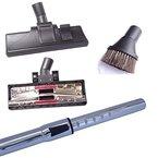 Staubsaugerrohr 35mm, Hartbodendüsen & Saugpinsel für Philips FC 9180->9194 Performer pro