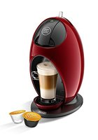 DeLonghi EDG 250.R Nescafé Dolce Gusto Jovia Kaffeekapselmaschine (manuell) rot