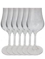 Glenlivet Nosing Gläser mit Eichstrich 2 und 4 cl 1 x 6er Set