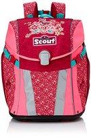 Scout 734107 Sunny Set Kinder-Rucksack, Rot